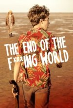 Cover The End of the F***ing World, Poster The End of the F***ing World