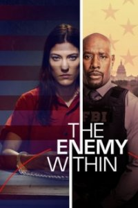 Poster, The Enemy Within Serien Cover