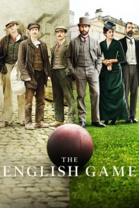 Poster, The English Game Serien Cover