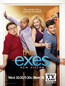The Exes, Cover, HD, Serien Stream, ganze Folge