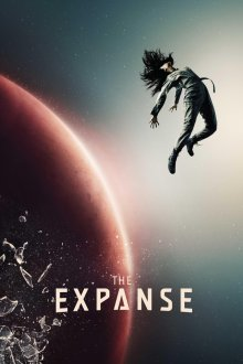 Cover The Expanse, The Expanse