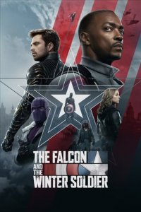 Poster, The Falcon and the Winter Soldier Serien Cover