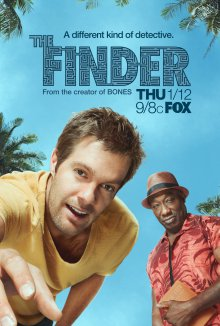 Cover The Finder, The Finder