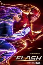 Cover The Flash, Poster The Flash