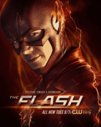 The Flash Cover, Poster, The Flash DVD