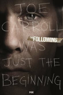 The Following Cover, Poster, The Following