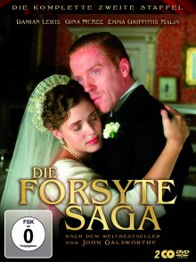 The Forsyte Saga Cover, Poster, The Forsyte Saga DVD