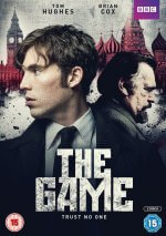 Cover The Game UK, Poster The Game UK