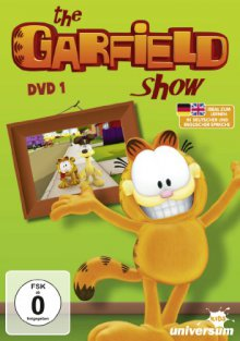 Cover der TV-Serie The Garfield Show