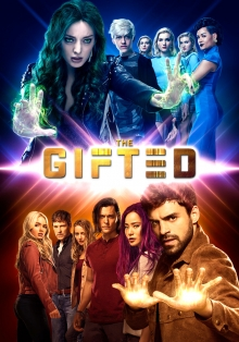 The Gifted, Cover, HD, Serien Stream, ganze Folge