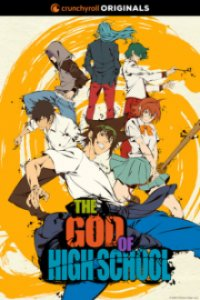 Poster, The God of High School Serien Cover
