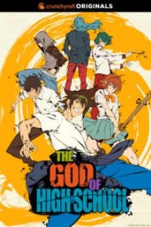 The God of High School, Cover, HD, Serien Stream, ganze Folge