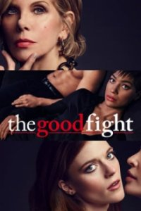 Cover The Good Fight, The Good Fight