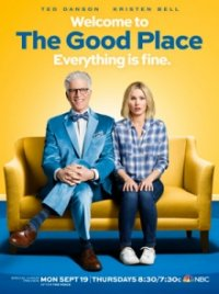 Cover The Good Place, The Good Place