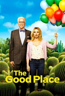The Good Place, Cover, HD, Serien Stream, ganze Folge