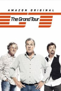 Cover The Grand Tour, The Grand Tour