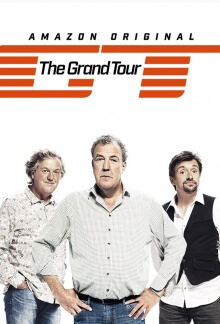 The Grand Tour, Cover, HD, Stream, alle Folgen