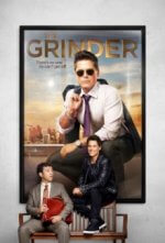 Cover The Grinder - Immer im Recht, Poster The Grinder - Immer im Recht