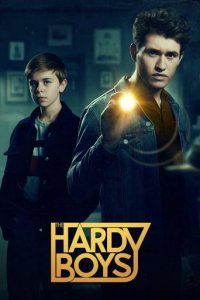 Poster, The Hardy Boys Serien Cover