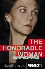 Cover The Honourable Woman, Poster The Honourable Woman