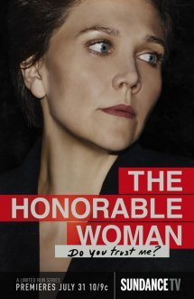 The Honourable Woman Cover, Poster, The Honourable Woman DVD