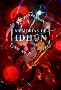Poster, The Idhun Chronicles Serien Cover