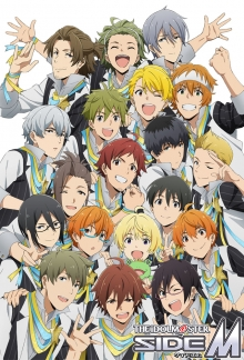Cover von THE iDOLM@STER SideM (Serie)