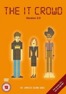 The IT Crowd Cover, Poster, The IT Crowd DVD