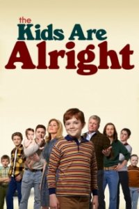 Poster, The Kids Are Alright Serien Cover