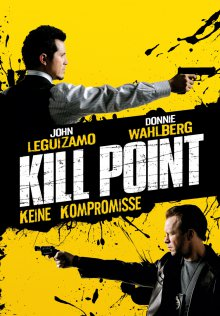 The Kill Point Cover, Poster, The Kill Point