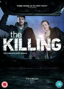 Cover The Killing, The Killing