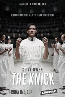 Poster, The Knick Serien Cover