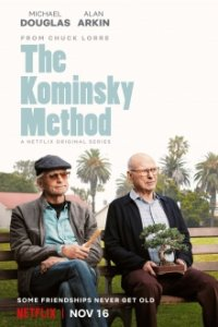 Poster, The Kominsky Method Serien Cover