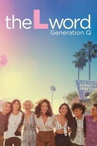 Poster, The L Word: Generation Q Serien Cover