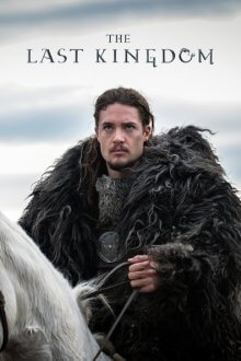 Cover The Last Kingdom, The Last Kingdom