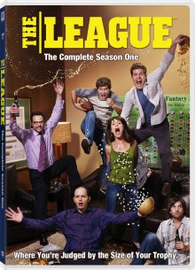 The League, Cover, HD, Stream, alle Folgen