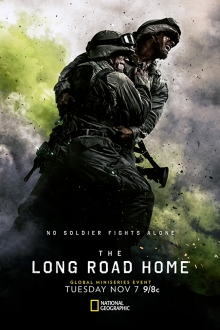 The Long Road Home, Cover, HD, Serien Stream, ganze Folge