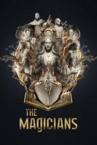 Cover The Magicians, The Magicians