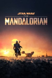 Poster, The Mandalorian Serien Cover