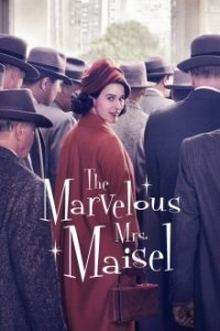 The Marvelous Mrs. Maisel Serien Cover