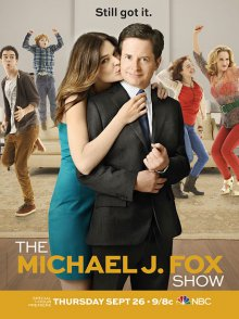 Cover der TV-Serie The Michael J. Fox Show