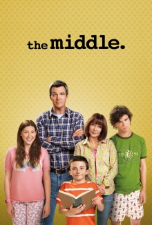 The Middle, Cover, HD, Stream, alle Folgen