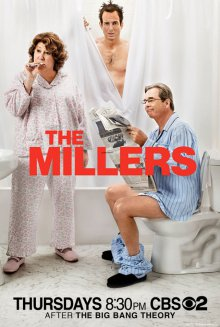 The Millers, Cover, HD, Stream, alle Folgen