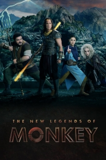 The New Legends of Monkey, Cover, HD, Serien Stream, ganze Folge