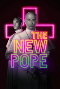 Poster, The New Pope Serien Cover