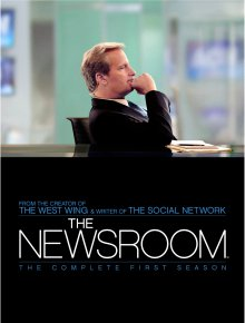 Cover The Newsroom, TV-Serie, Poster