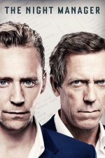 Cover The Night Manager, Poster The Night Manager