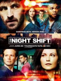 Poster, The Night Shift Serien Cover
