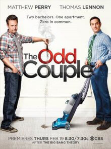 Cover von The Odd Couple (2015) (Serie)