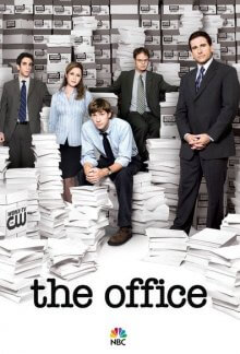 Cover The Office, TV-Serie, Poster